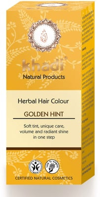 Khadi - Hair Colour: Golden Hint