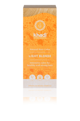 Khadi - Hair Colour: Light Blond