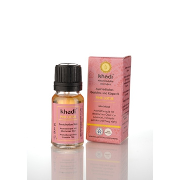 Khadi - Face & Body Oil: Pink Lotus 10 ml
