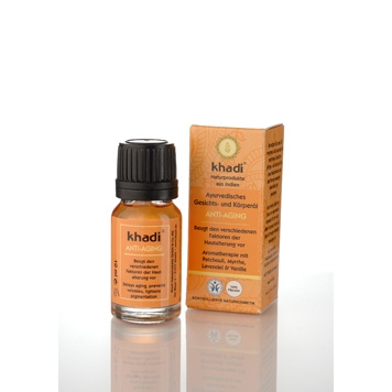 Khadi - Face & Body Oil: Anti-Aging 10 ml