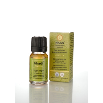 Khadi - Body Oil: Centella 10 ml