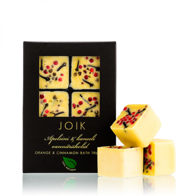 Joik - Bath Truffels: Orange & Cinnamon