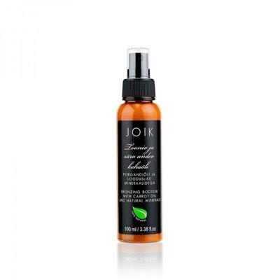 Joik - Bronzing & Shimmering Dry Body Oil