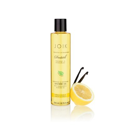 Joik - Shower Oil: Lemon & Vanilla