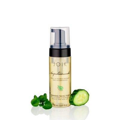 Joik - Cleansing Foam: Cucumber & Watercress