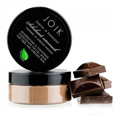 Joik - Facial Mask: Rejuvenating Tightening Chocolate