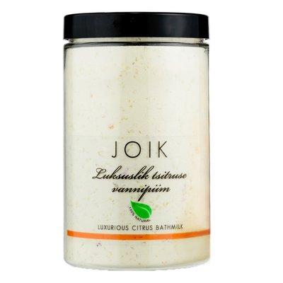 Joik - Luxurious Citrus Bathmilk
