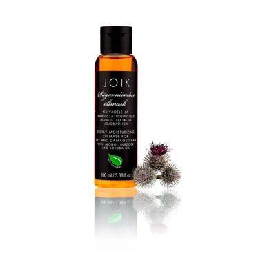 Joik - Deep Moisturizing Hair Oil Mask
