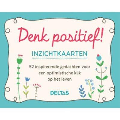 Deltas - Denk Positief Inspiratiekaarten