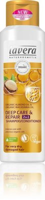 Lavera - 2 in 1 Deep Care & Repair Shampoo