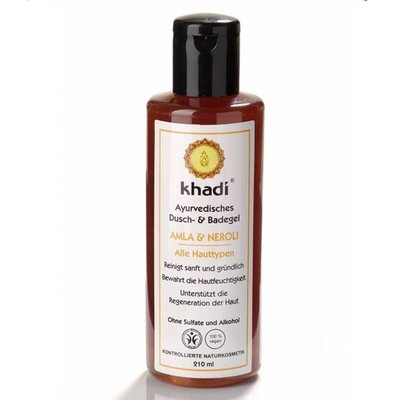 Khadi - Body Wash: Amla & Neroli