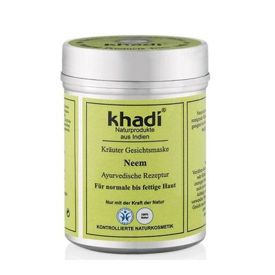 Khadi - Face Mask: Neem