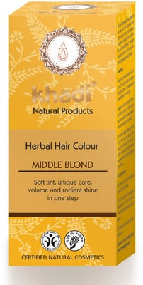 Khadi - Hair Colour: Middle Blond