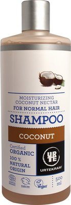 Urtekram - Shampoo Coconut Normaal Haar 500 ml