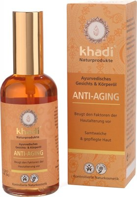 Khadi - Face & Body Oil: Anti-Aging 100 ml