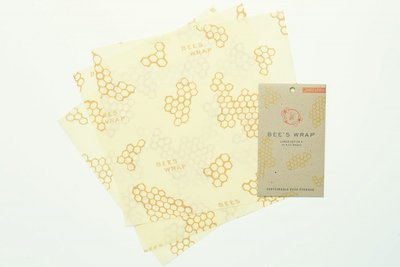 Bee's Wrap - 3-Pack Large 33 x 35