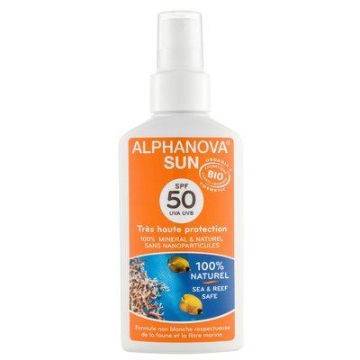 Alphanova - Bio Sun Spray SPF50 Adult