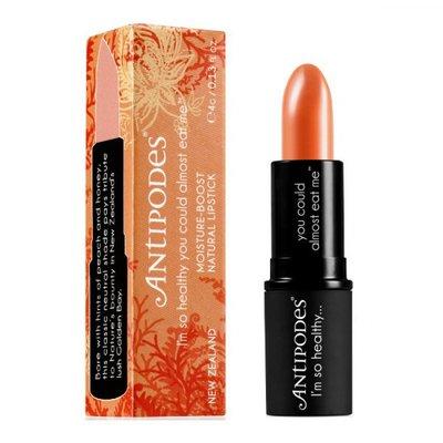 Antipodes - Natural Lipstick: Golden Bay Nectar