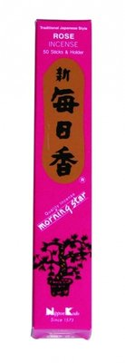 Nippon Kodo - Morning Star Wierook: Rose