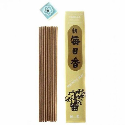 Nippon Kodo - Morning Star Wierook: Vanilla