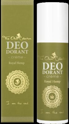 The Ohm Collection - DEOdorant Creme: Royal Hemp
