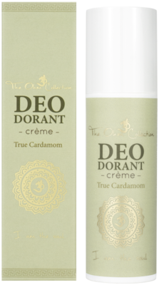The Ohm Collection - DEOdorant Creme: True Cardamom
