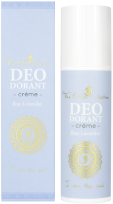 The Ohm Collection - DEOdorant Creme: Blue Lavender