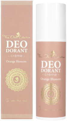 The Ohm Collection - DEOdorant Creme: Orange Blossom