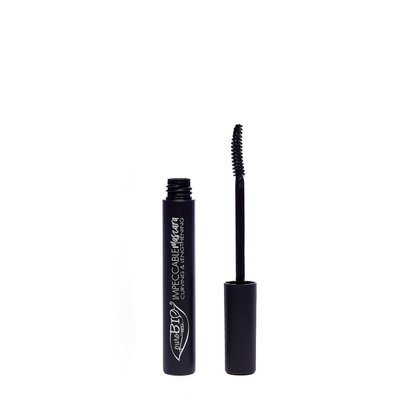 puroBIO - Impeccable Curving Mascara: Black 01