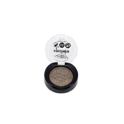 puroBIO - Eyeshadow Chrome Grey 19