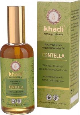 Khadi - Body Oil: Centella 100 ml (tht: 10-2020)