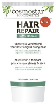 Cosmostar - Hair Repair Leave-In Cream