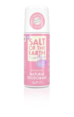Salt Of The Earth - Pure Aura Scented Natural Deodorant Roll-On