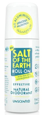 Salt Of The Earth - Natural Deodorant Roll-On