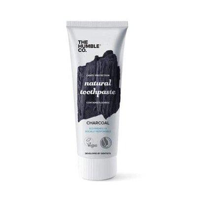 The Humble Co. - Natuurlijke Tandpasta Met Fluoride - Charcoal