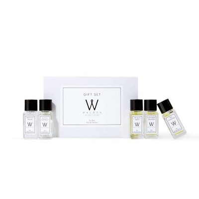 Walden Natural Perfume - Giftset 5x 5ml