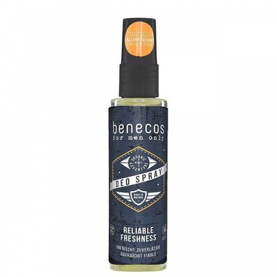 Benecos - For Men Only: Deo Spray