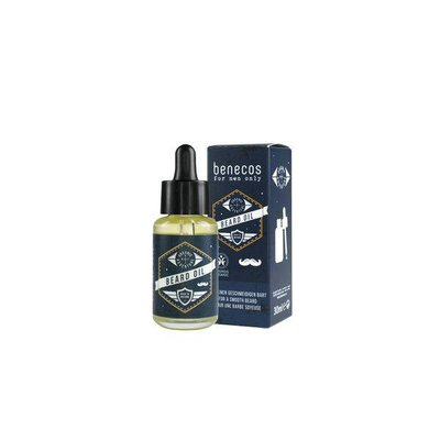 Benecos - For Men Only: Beard Oil
