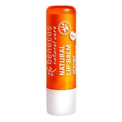 Benecos - Natural Vegan Lipbalm: Orange