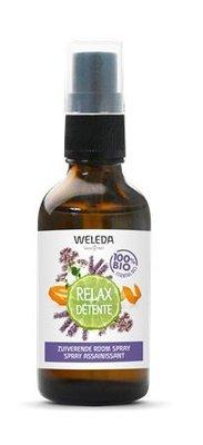 Weleda - Zuiverende Roomspray: Relax