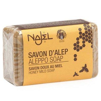 Najel - Aleppo Zeep: Honing