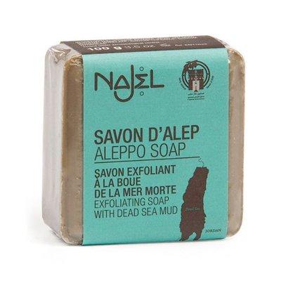 Najel - Aleppo Zeep: Scrubzeep Dode Zee Klei