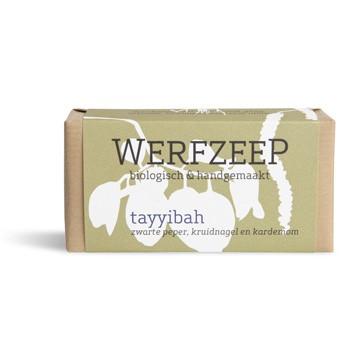 Werfzeep - Tayyibah Scrubzeep