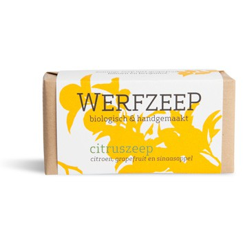 Werfzeep - Citruszeep