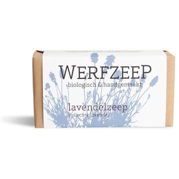 Werfzeep - Lavendelzeep