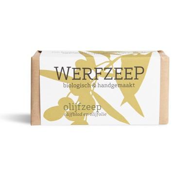 Werfzeep - Olijfzeep