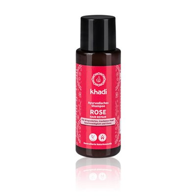 Khadi - Rose Hair Repair Shampoo 30 ml