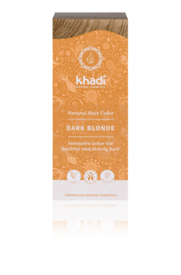 Khadi - Hair Colour: Dark Blonde