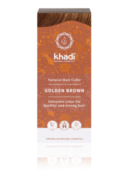 Khadi - Hair Colour: Golden Brown