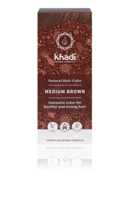 Khadi - Hair Colour: Medium Brown